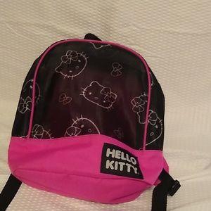 Hello Kitty by Sanrio mini backpack/ kids backpack